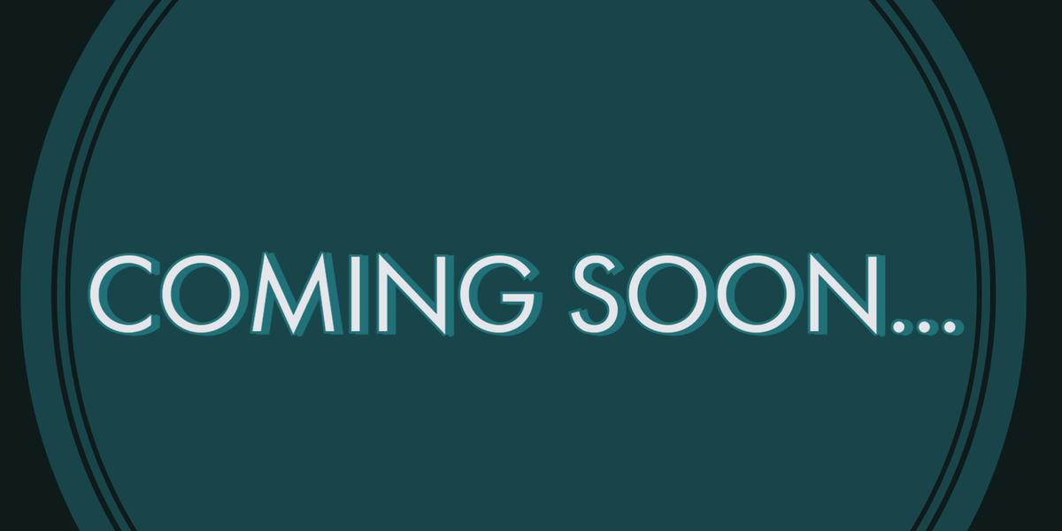 Words Coming Soon